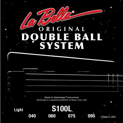La Bella Bass Guitar Strings - Double Ball System