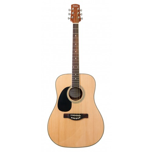Adam Black S-2 - Natural Left Hand