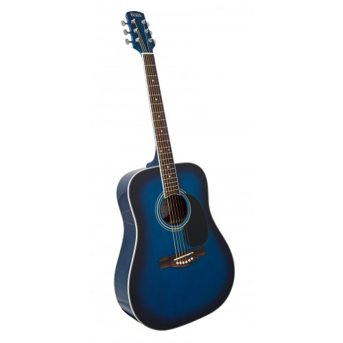Adam Black S-2 - Trans Blue
