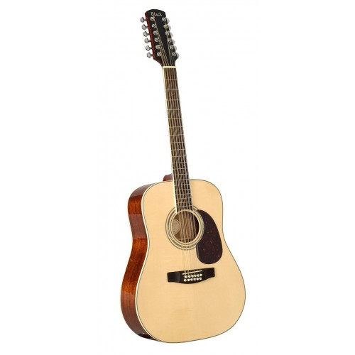 Adam Black S-5/12 12 String - Natural