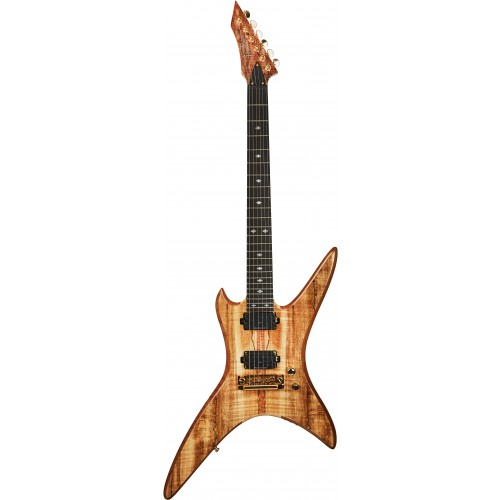 B.C. Rich Stealth Exotic Legacy - Spalted Maple