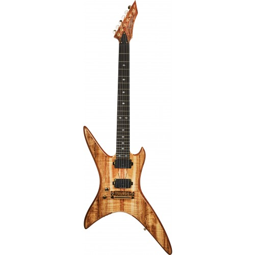 B.C. Rich Stealth Legacy Exotic Left Hand - Spalted Maple