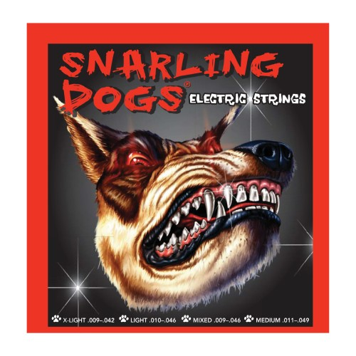 D'Andrea Snarling Dogs - Electric Guitar Strings