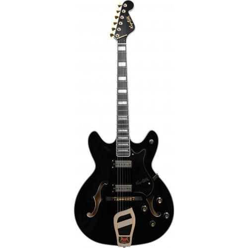 Hagstrom '67 Viking II - Black