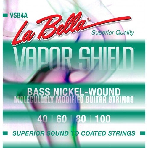 La Bella Bass Guitar Strings - Vapor Shield Series