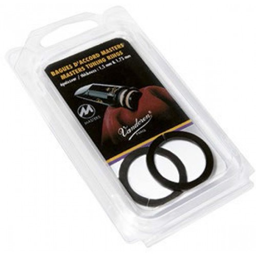 Vandoren Tuning Rings for Masters Bb Clarinet Mouthpieces - VTR100