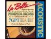 La Bella Acoustic Guitar Strings - Phosphor Bronze Series